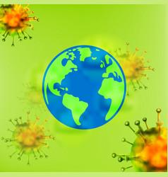 World epidemic danger global crisis due vector