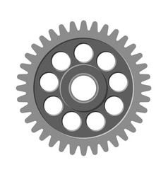 Auto and part icon set of vector