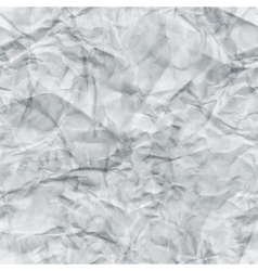 Crumpled Paper Seamless Texture vector
