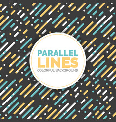 template parallel diagonal overlapping color vector image