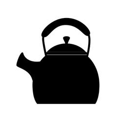 kettle pod warm icon vector image