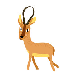 African animal antelope vector