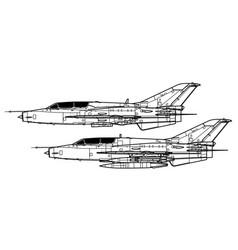 Chengdu ft-7 jj-7 vector