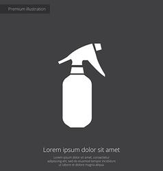 Sprayer premium icon vector