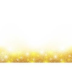 Glittering background vector