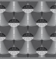 textured geometric greek seamless pattern vector image