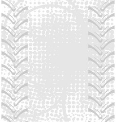 tractor tread background vector image