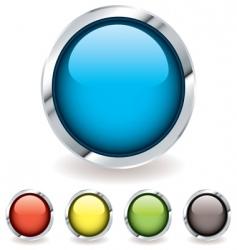 gel plastic icon vector image