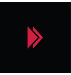 button next template design vector image
