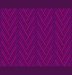 Concept zig-zag seamless geometry pattern vector