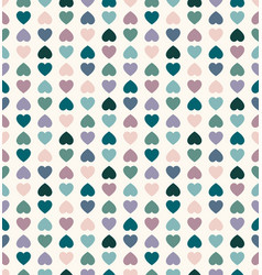 seamless geometric pattern with colored vector image
