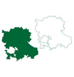 Anantapur district andhra pradesh state republic vector