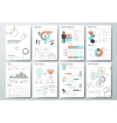 Big set of infographic elements and vector image