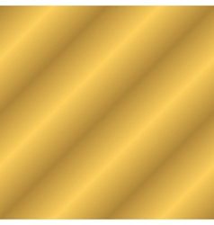 Gold texture seamless pattern diagonal vector image