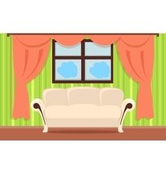 Home Interior vector image vector image
