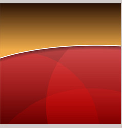 Abstract red light background vector