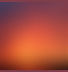 Abstract red to black gradient background vector