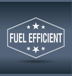Fuel efficient vector