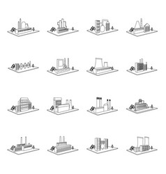 Processing factorymetallurgical plant and other vector