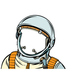 space suit astronaut vector image