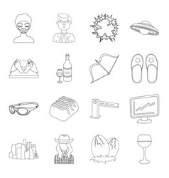 Finance alcohol food and other web icon in vector