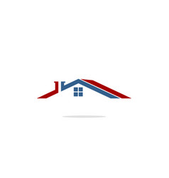 home realty rologo vector image