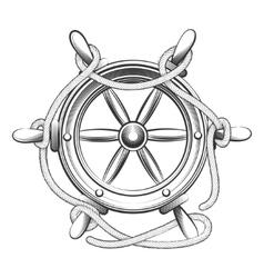 The Steering Wheel vector