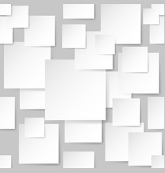 Seamless texture square on grey background vector
