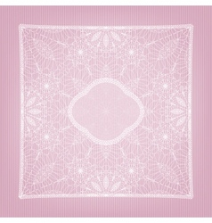 lace background - vector image vector image