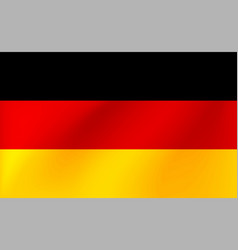 national flag germany for vector image