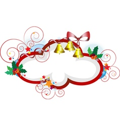 Frame for Christmas gifts vector