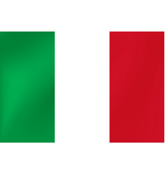 national flag italy for vector image