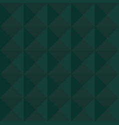 green abstract geometric background vector image
