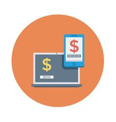 Internetbanking vector