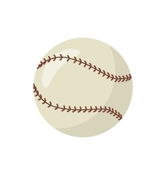 Baseball icon cartoon style vector image