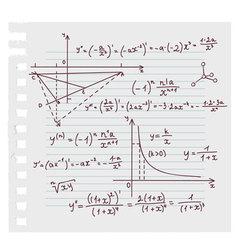 algebra vector image