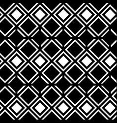 Background of monochrome geometric figures vector