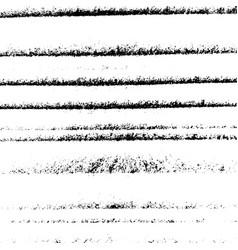 Striped grunge texture vector