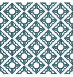 Art deco seamless pattern background antique vector
