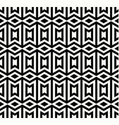 Geometric seamless pattern simple regular vector