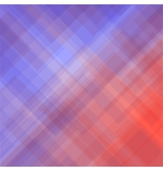 Abstract Elegant Blue Red Background vector image vector image