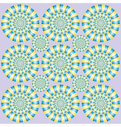 Show of rotation vector image