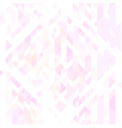 light geometric seamless futuristic pattern vector image vector image
