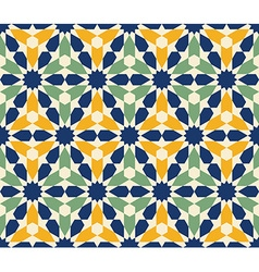 Arabic Patterned Background vector