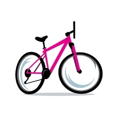 Bicycle Cartoon vector