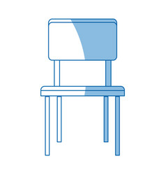 Chair furniture decoration seat image vector