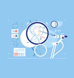 Gene correction scientific possibility vector