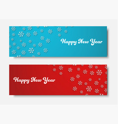 design blue background for the christmas sales vector image vector image