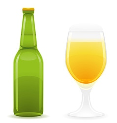 beer 08 vector image