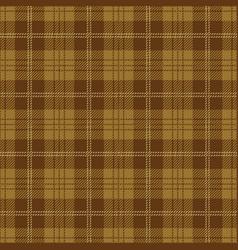 Khaki tartan plaid seamless pattern vector